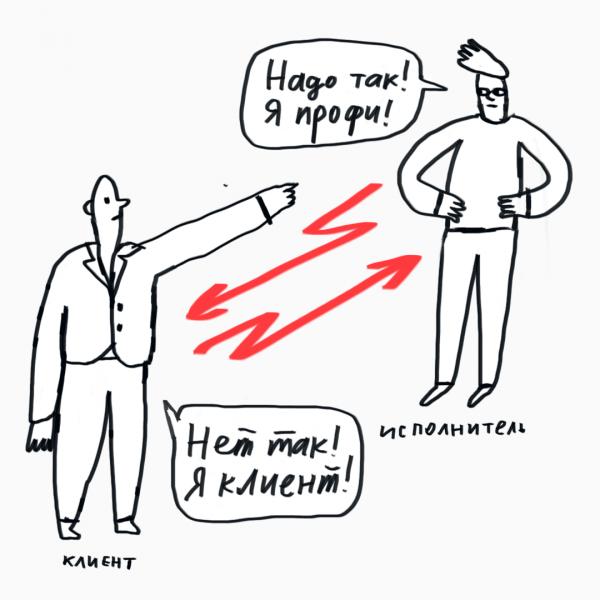 Как общаться с клиентом