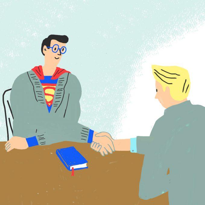 Переговоры: почему вредно быть суперменом
