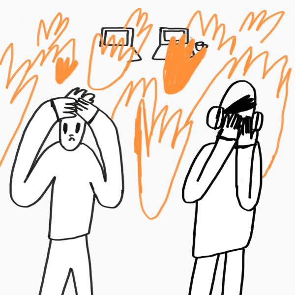 Не ждите, пока сгорит: что делать, если у коллеги проблемы на работе