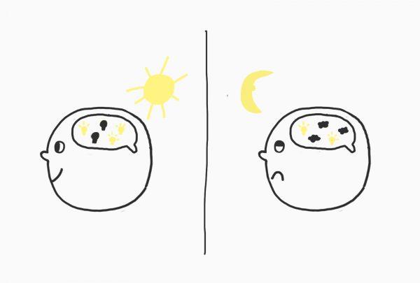 Недосып разрушает мозг