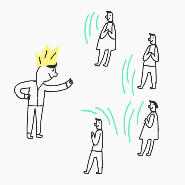 Как отпугивать друзей и терять влияние на людей